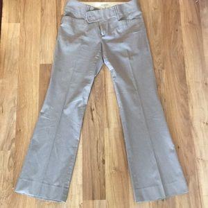 Banana Republic Martin Fit Trouser Pants, Size 4